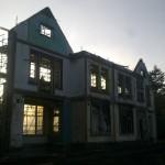 Villa Sonnehaert Zeist - gevel