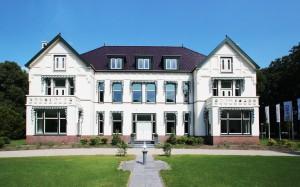 Villa Sonnehaert Zeist - voorgevel