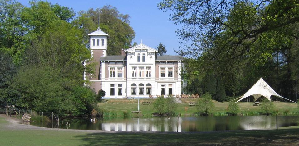 Restauratie Jachthuis Landgoed Beukenrode in Doorn door Heilijgers