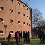 Heilijgers restauratie Koepelgevangenis Breda