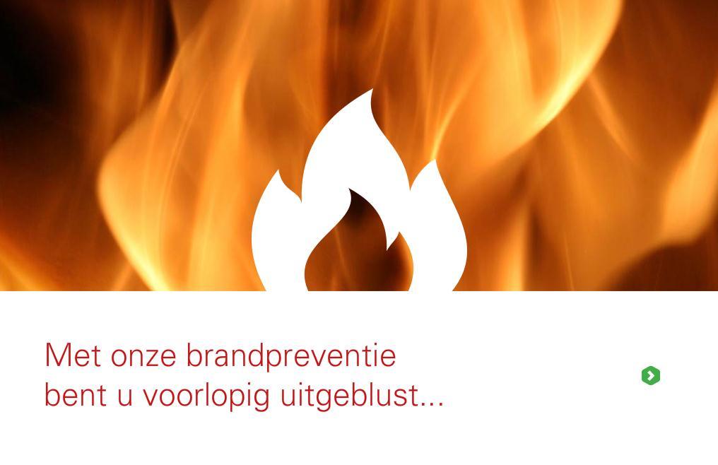 Brandpreventie door Heiligers
