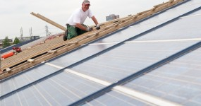 Heilijgers Amersfoort renovatie zonnepanelen Nieuwland Amersfoort