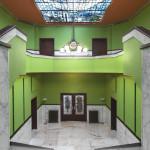 Villa Jongerius Utrecht - hal