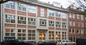 Herbestemming school Kraijenhofstraat Amsterdam door Heilijgers
