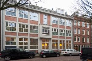 Herbestemming school Kraijenhofstraat Amsterdam