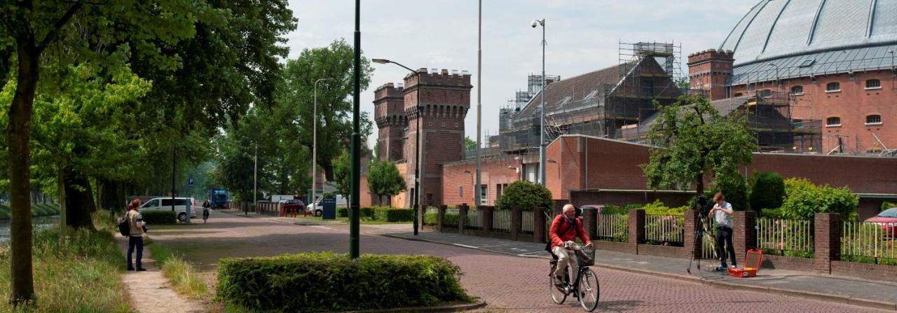 Restauratie Koepelgevangenis PI Breda Heilijgers