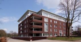 appartementen Porta Romanum Nijmegen door Heilijgers