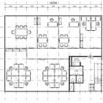 Modulair kantoor 1 begane grond 200 m2 - Heilijgers