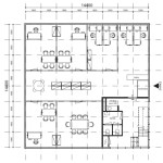 Modulair kantoor 2 begane grond 207 m2 Heilijgers