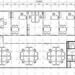 Modulair kantoor 3 begane grond 295 m2 Heilijgers