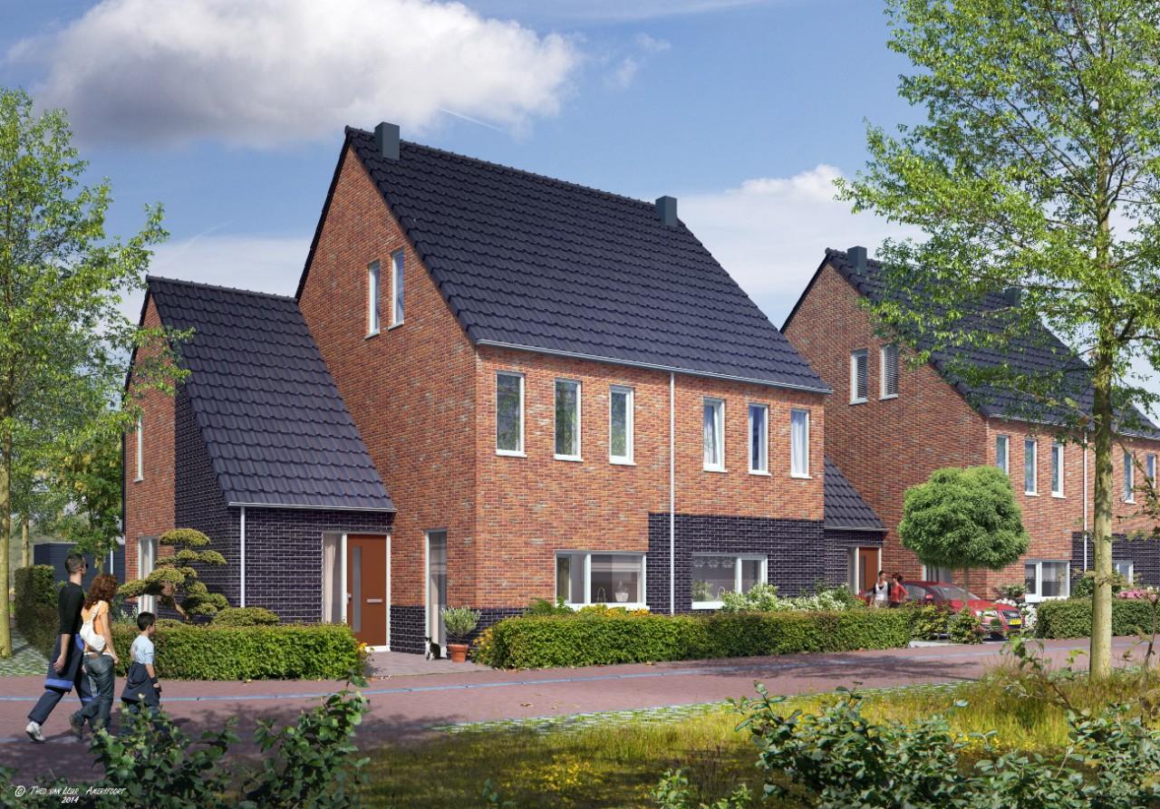 Start verkoop huizen valleipark fase 3 te leusden for Verkoop huizen