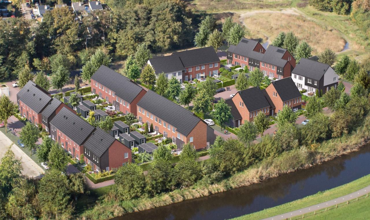 Start verkoop huizen valleipark fase 3 te leusden for Huizenverkoop site
