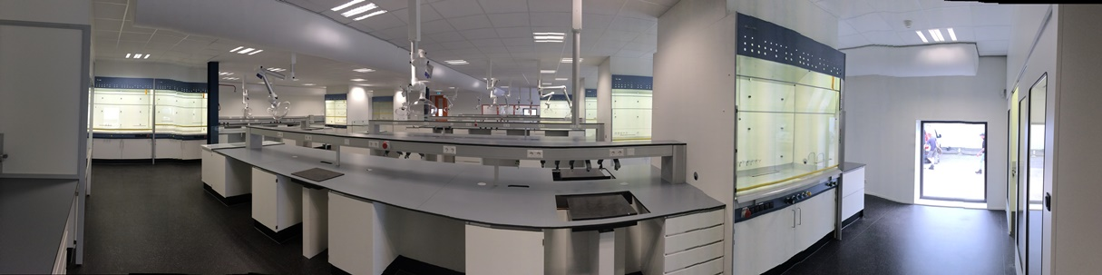 laboratorium Cabot Amersfoort door Heilijgers