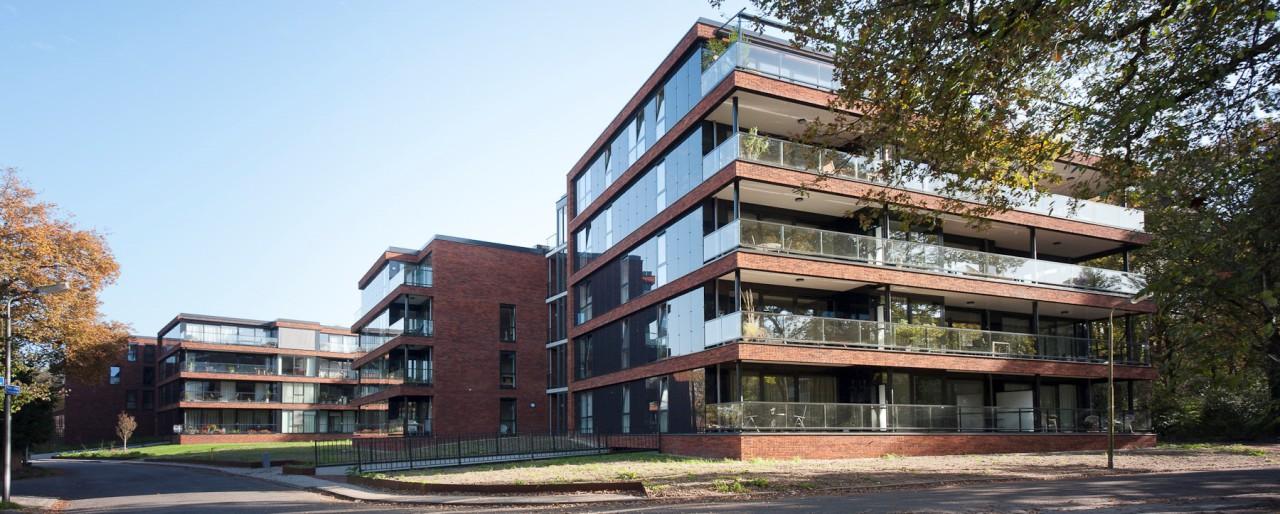 Heilijgers appartementen Regent's Park - Amersfoort