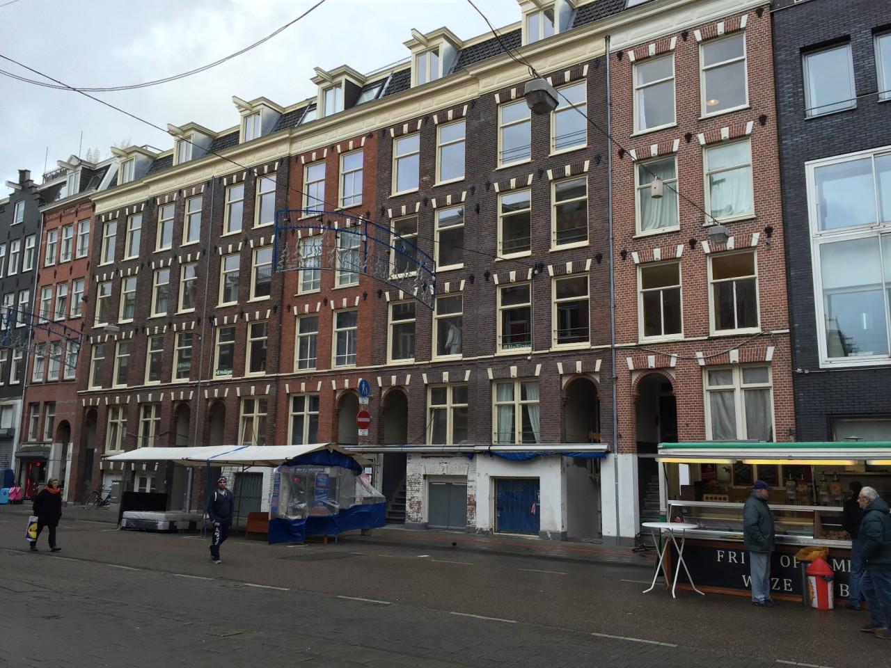Heilijgers Rochedale Ten Katestraat Amsterdam