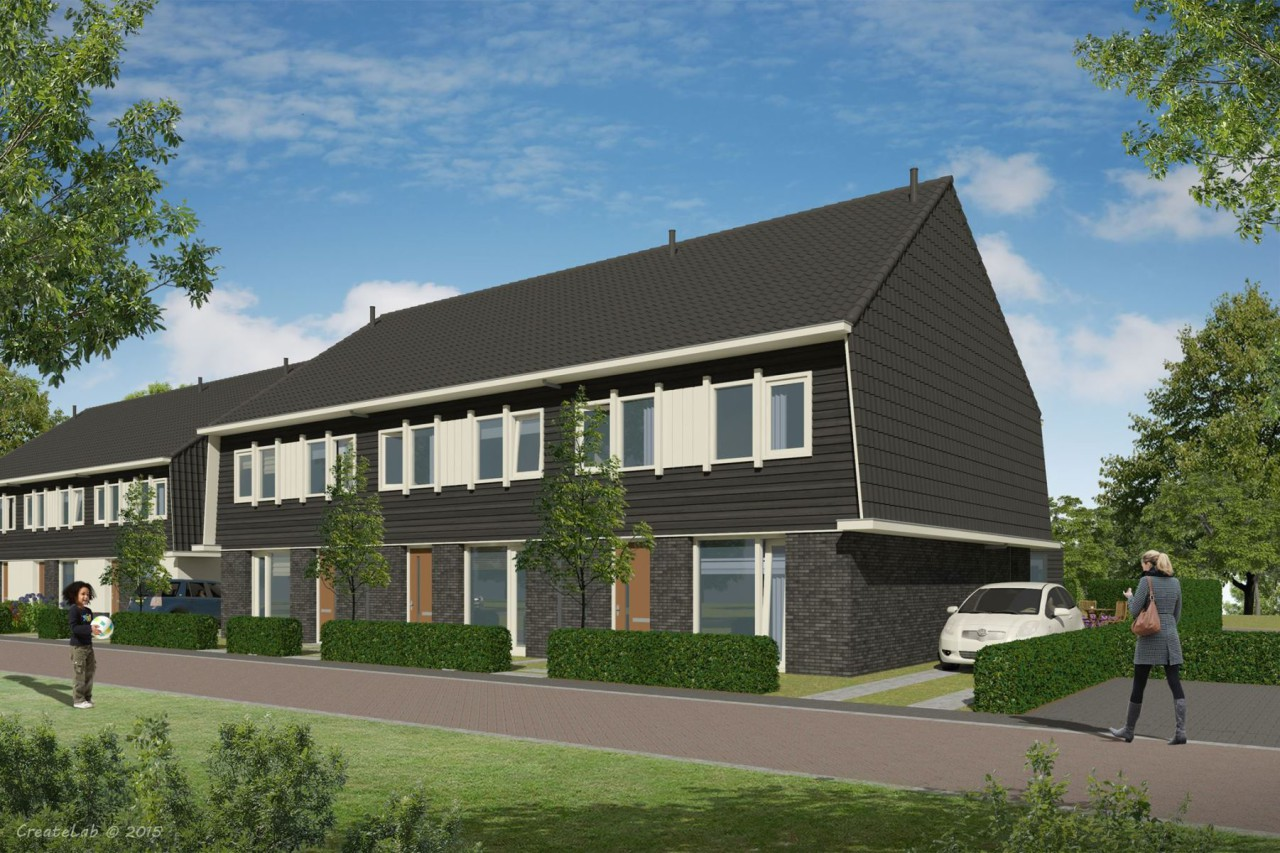 Informatiemarkt woningen de tuin van blaricum for Huis te koop diksmuide