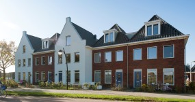 Heilijgers woningen 't Veenhof Hooglanderveen Vathorst Amersfoort