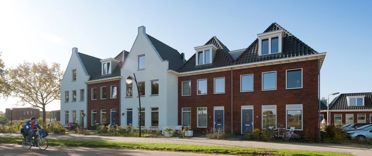 Heilijgers woningen 't Veenhof Amersfoort
