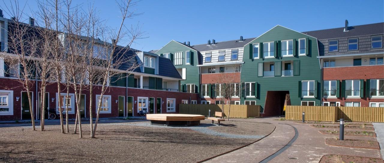Heilijgers Hof van Zeist woningbouw Seyster Veste