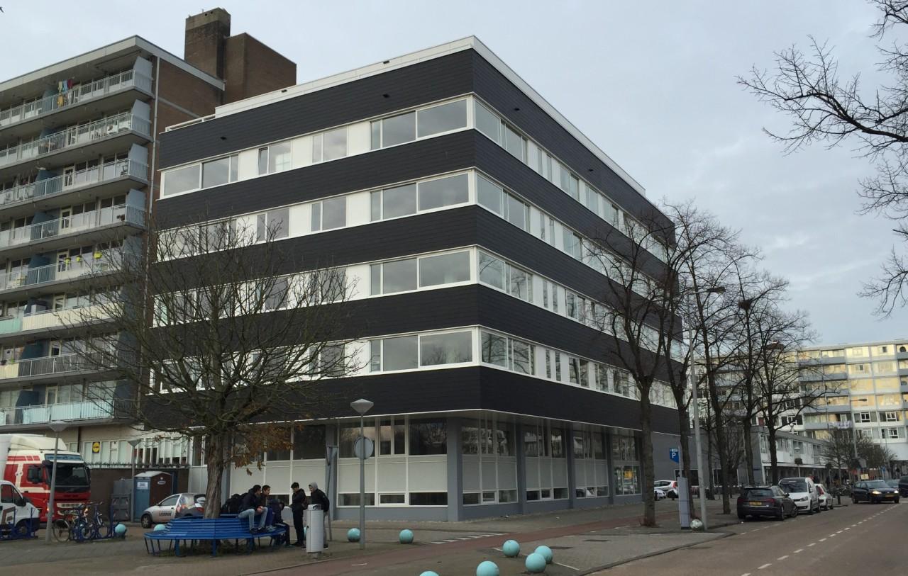 Heilijgers projectontwikkelaar transformatie appartementen KliQ Wonen Amsterdam