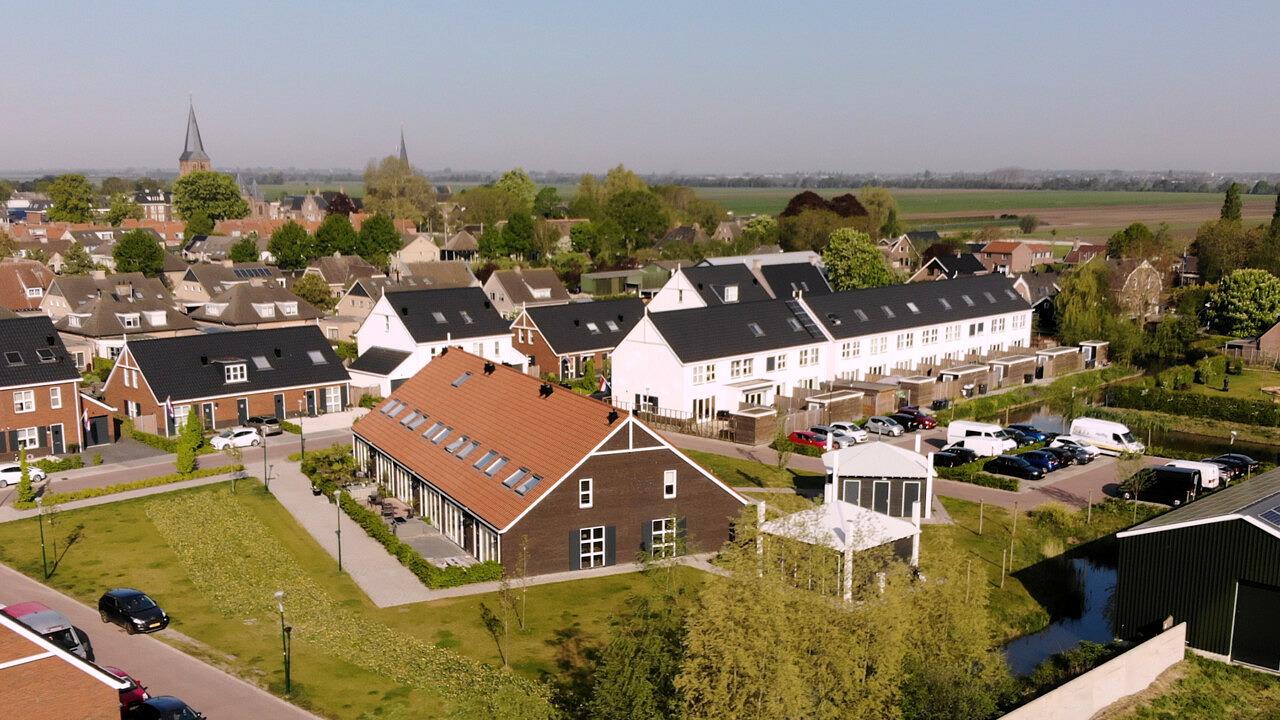 Benschop-Oost rug-aan-rug woning Heilijgers