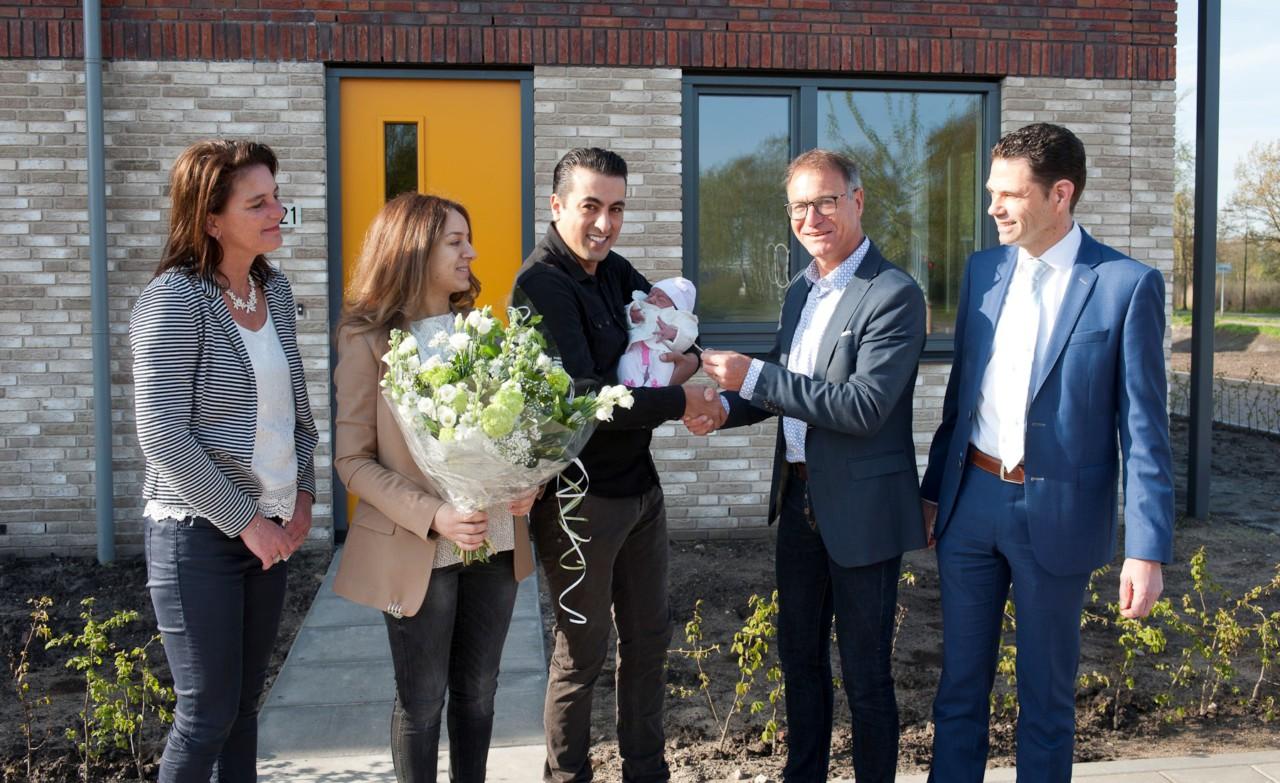 Heilijgers Vesteda Nieuw Princenhof Leusden Projectontwikkelaar Bouwbedrijf