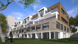 Transformatie bibliotheek naar appartementen Het Boekhuis Amersfoort - Heilijgers