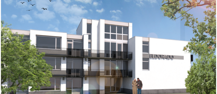 Start renovatie en verduurzaming seniorenappartementen Eldorado Zeist