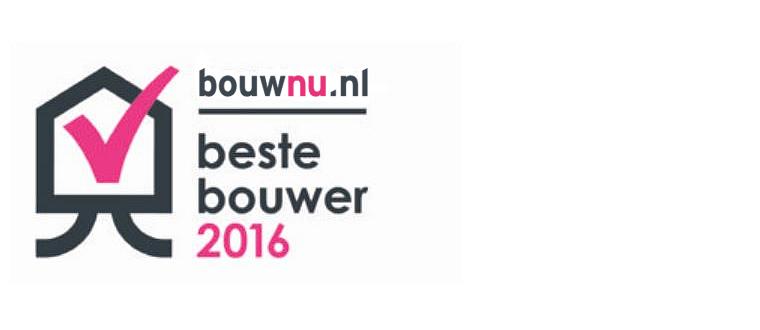 Heilijgers 2 na  beste bouwer van Nederland!