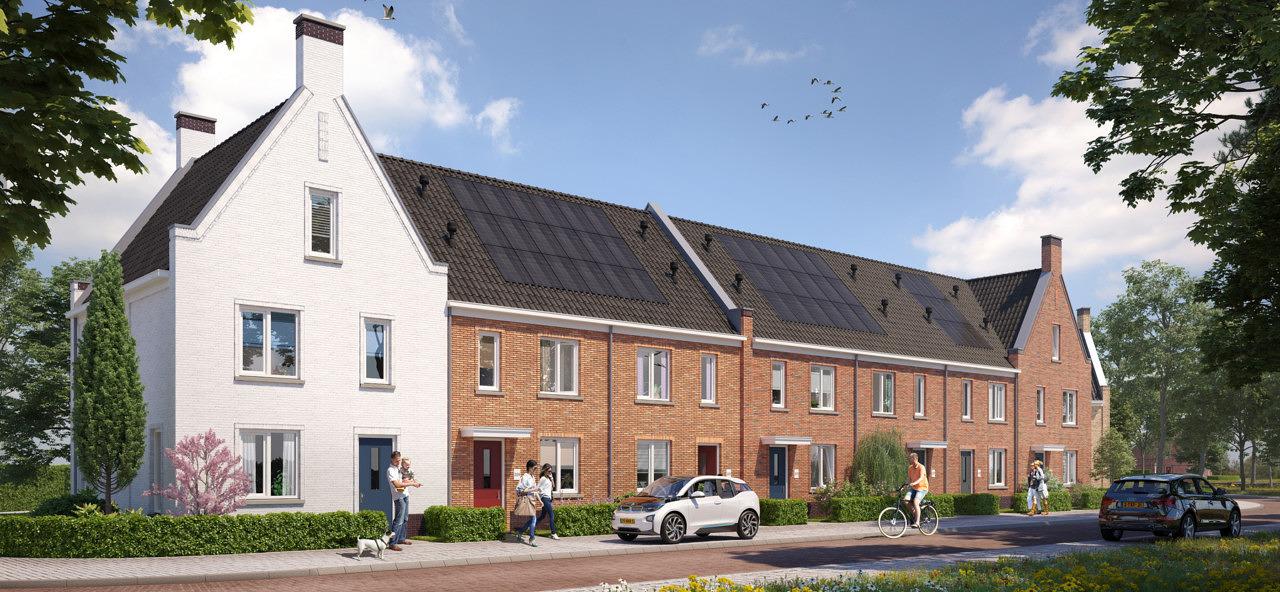 Holzenbosch Holzenhoef Voorthuizen nieuwbouw woningen Heilijgers Projectontwikkeling Gasloos Nul op de Meter NOM