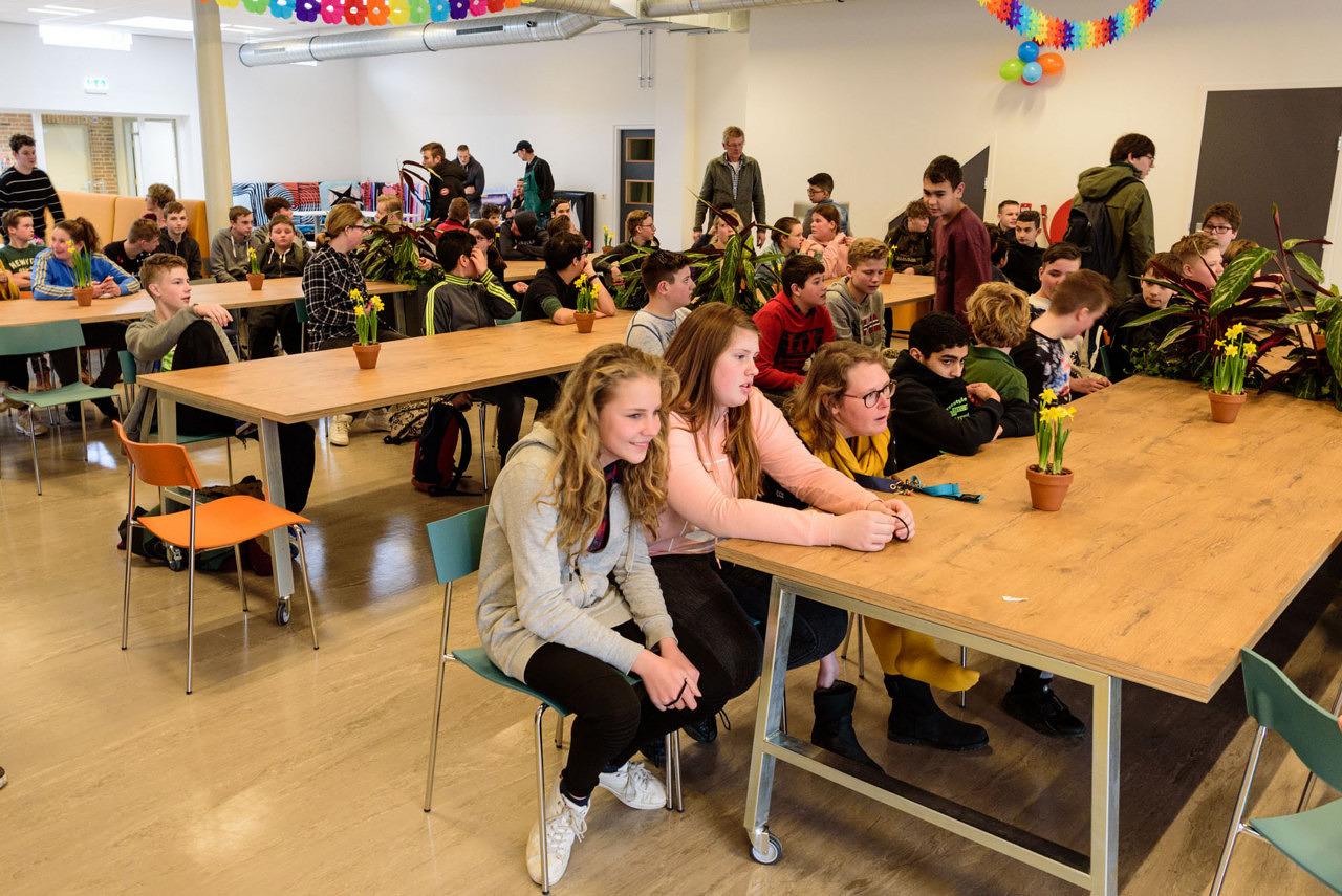 Opening Praktijkschool De Baander Amersfoort Heilijgers aula