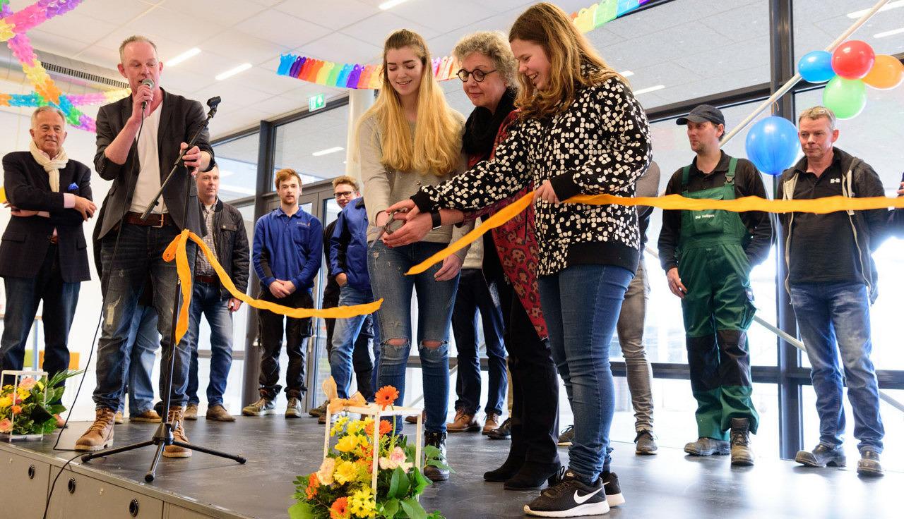 opening praktijkschool de Baander Amersfoort Heilijgers Bouw