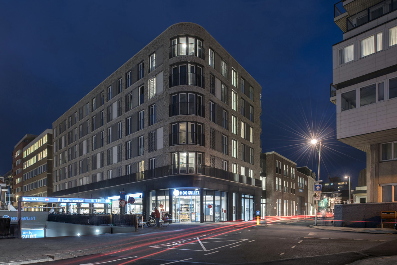 Badhuisstraat Scheveningen Heilijgers Bouw