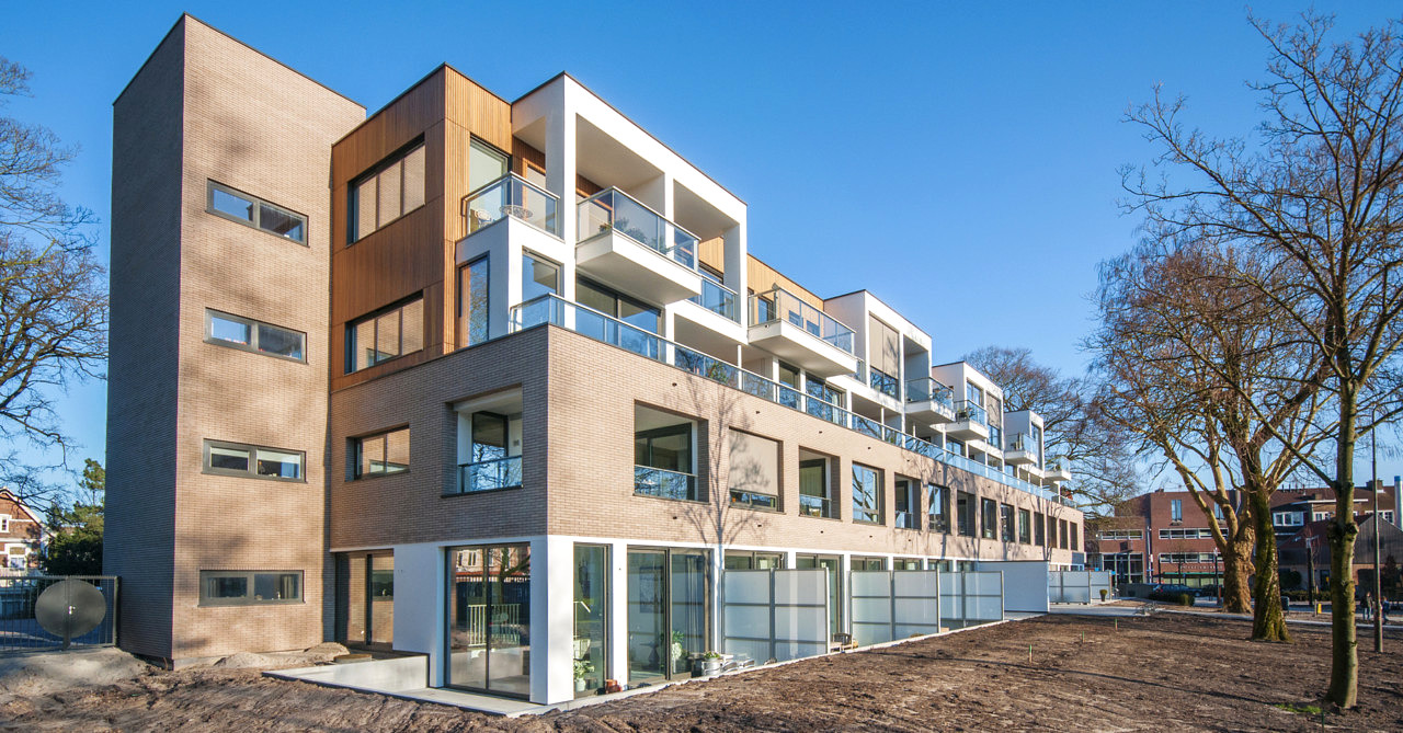 Transformatie bibliotheek naar appartementen Boekhuis Amersfoort Heilijgers