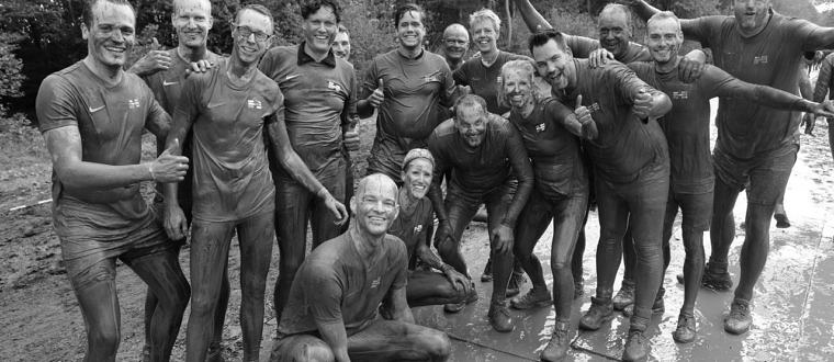 Team Mud Masters geslaagd
