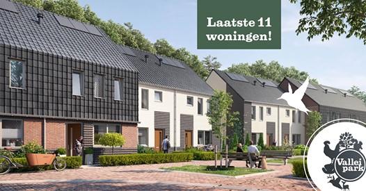 Woning te koop Valleipark Leusden Heilijgers Projectontwikkeling nieuwbouw