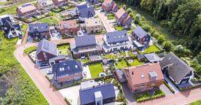 nieuwbouw woningen Valleipark Leusden fase 1 Heilijgers
