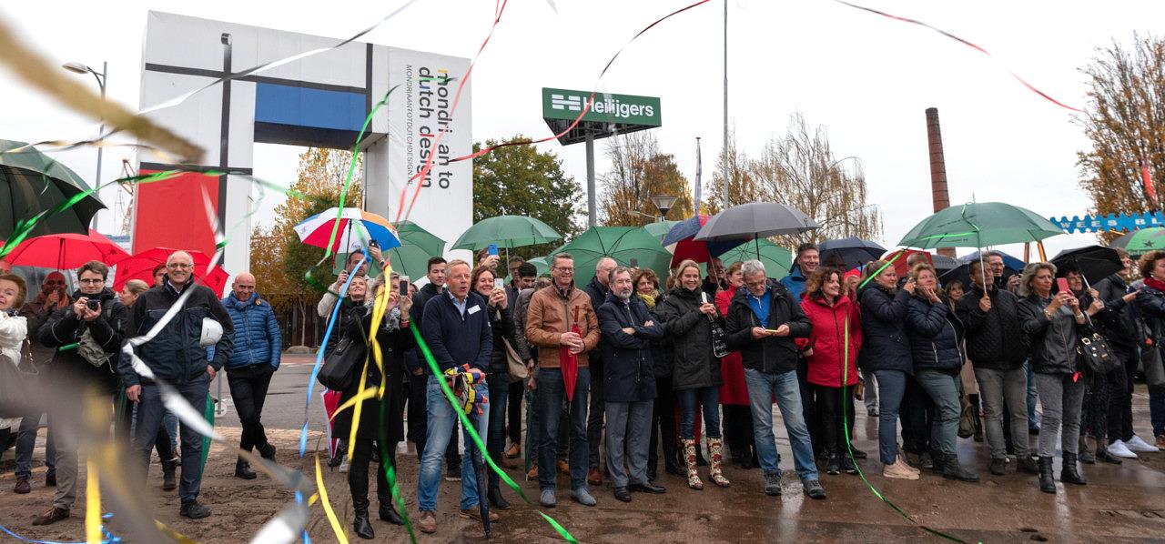 Start bouw appartementen Eemerald Amersfoort - Heilijgers - Cees Wouda