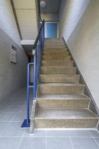 verduurzaming renovatie 54 appartementen woongoed zeist trap
