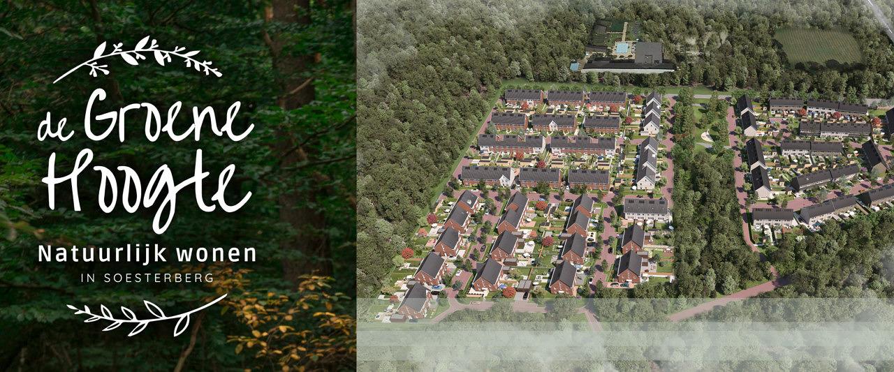 De Groene Hoogte Soesterberg nieuwbouw woning Heilijgers