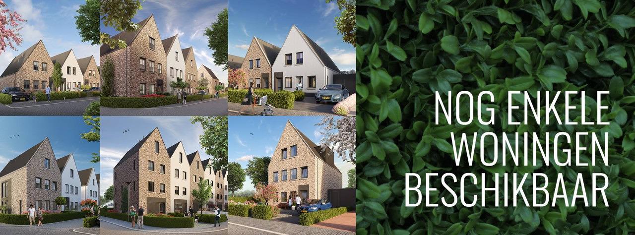 De Verborgen Tuinen Leusden verkoop woningen 2e fase nog enkele beschikbaar