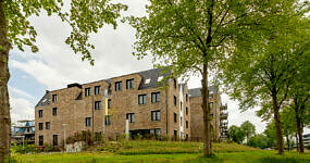 zorgappartementen Villa Nova - De Verborgen Tuinen Leusden- Stepping Stones - Aedifica