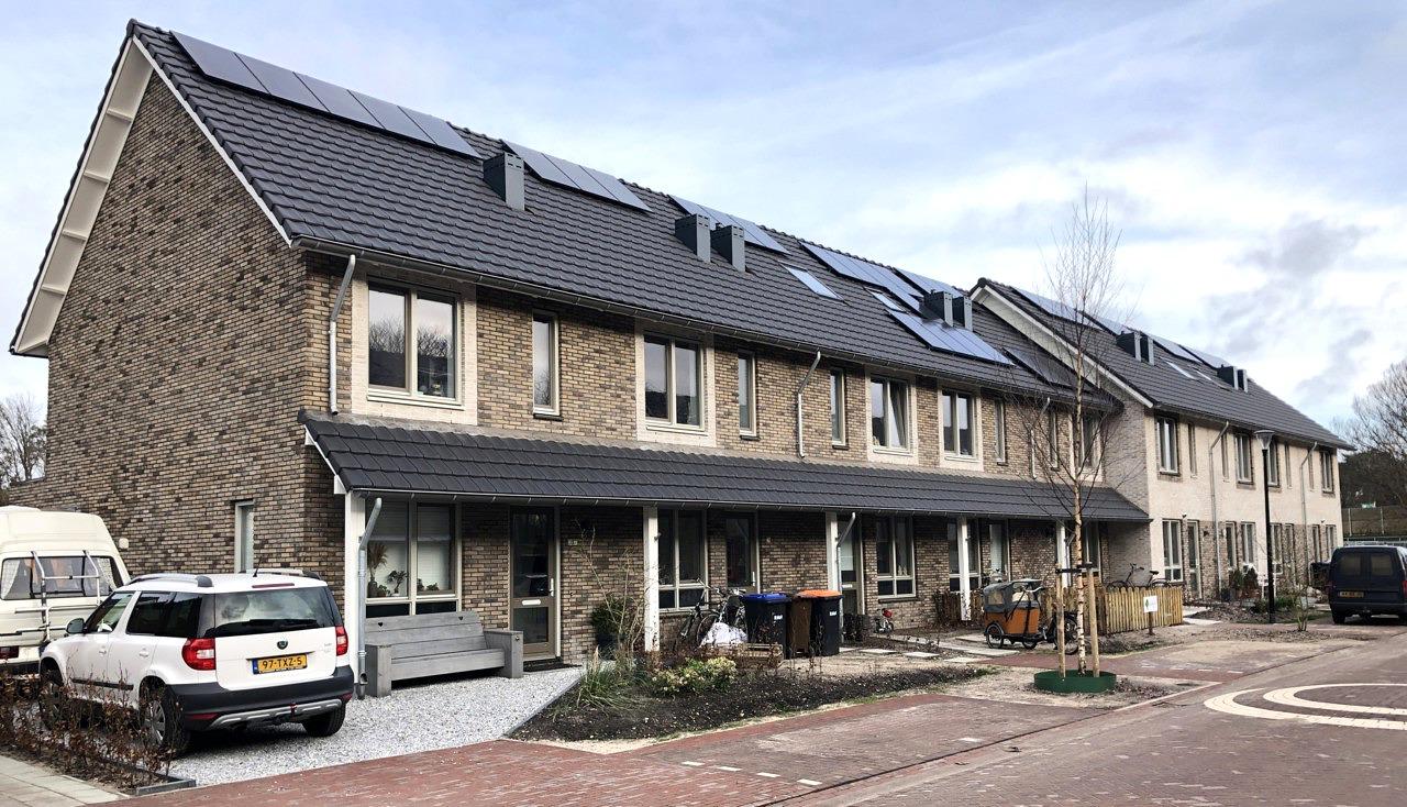 De Groene Hoogte Soesterberg Heilijgers - woningen nieuwbouw