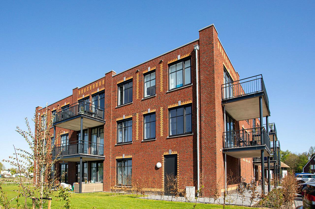Holzenbosch Voorthuizen 19 huurappartementen Heilijgers