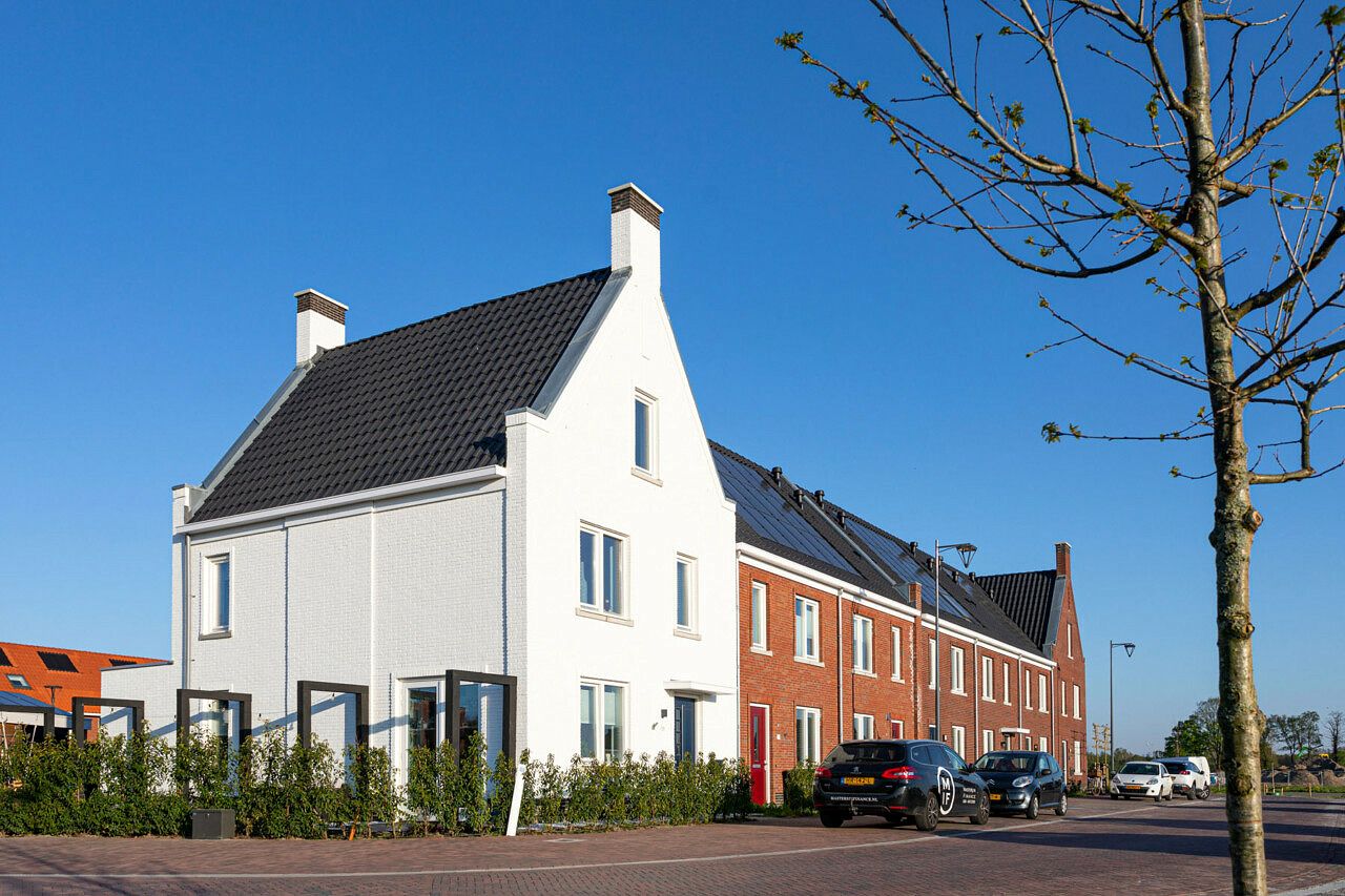 Holzenbosch Voorthuizen nul op de meter NOM woningen Heilijgers