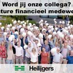 vacature financieel medewerker Heilijgers Amersfoort