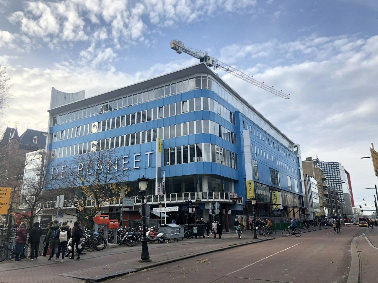 De Planeet House Modernes Utrecht Heilijgers Bouw