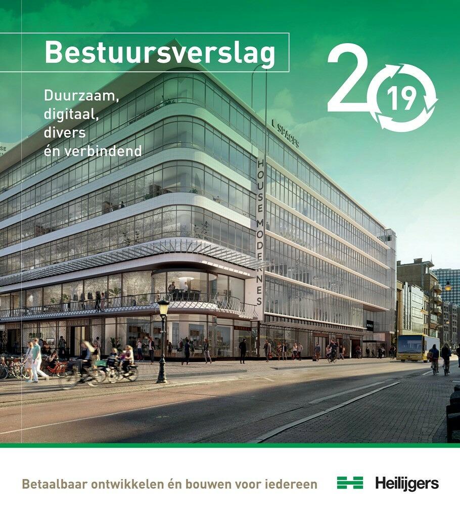 Heilijgers Bestuursverslag 2019 cover