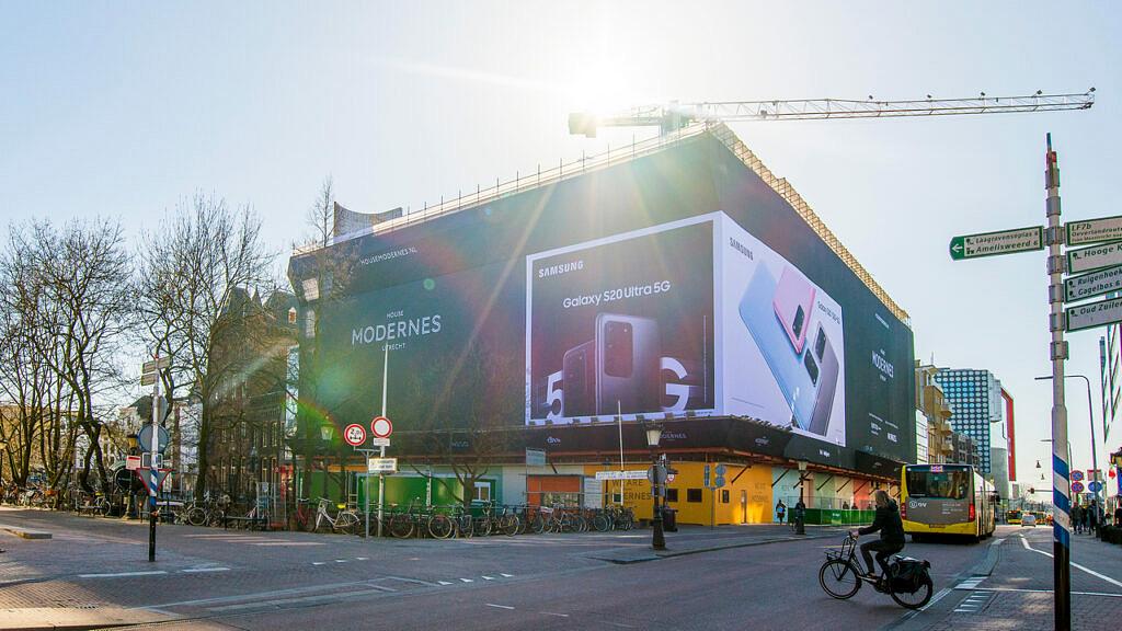 House Modernes De Blauwe Planeet Utrecht - Heilijgers Bouw