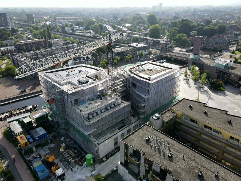 Nieuwbouw appartementen Eemerald Amersfoort - Heilijgers